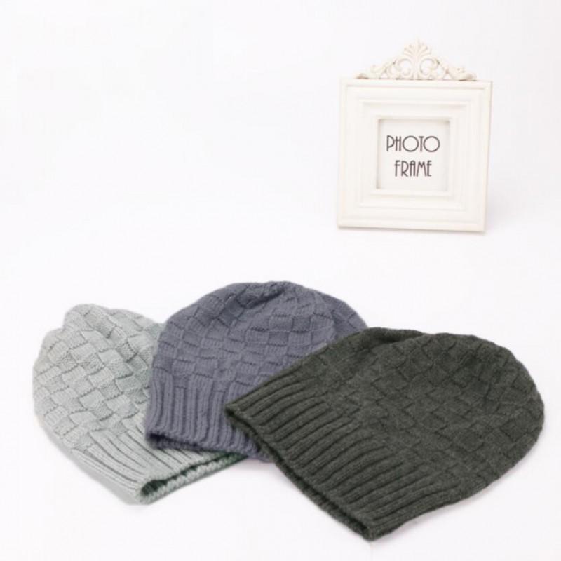 fd5e3b9862d Pure Cashmere Hat Gray Lined Winter Cashmere Hat