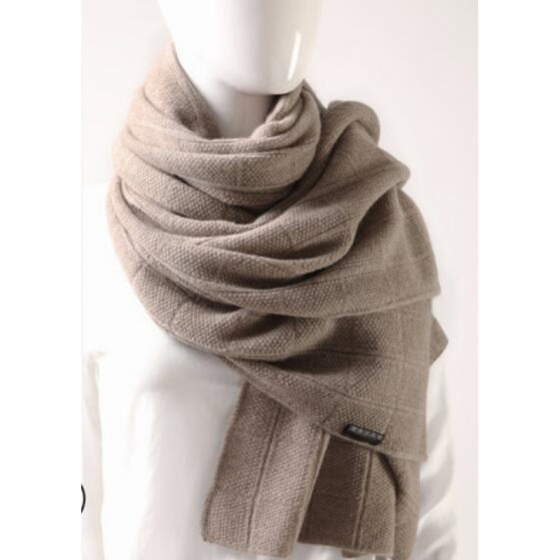Cashmere Scarf High Quality Color Khaki Big Size Cashmere Scarf Women Luxury Brand Shawl Lady Free Shipping